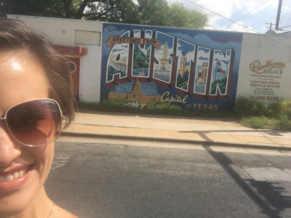 Day 1 in Austin as a#SoloTraveler
