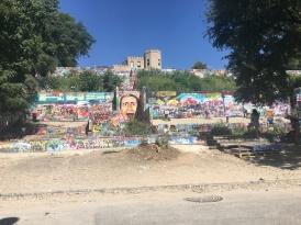 Hope Gallery/ Graffiti park